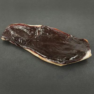 Magret séché fourré au foie gras